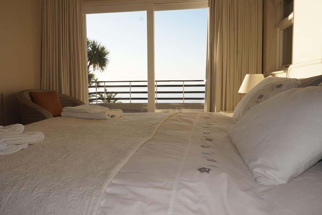 Sleep with a view