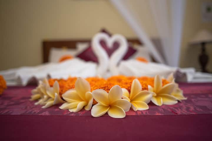 Beautiful Double Room in Ubud