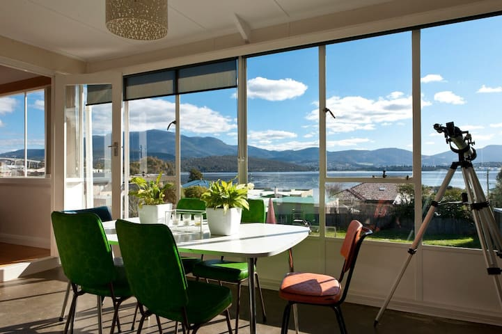 Mountain View Escape Hobart-5 mins CBD+Wifi