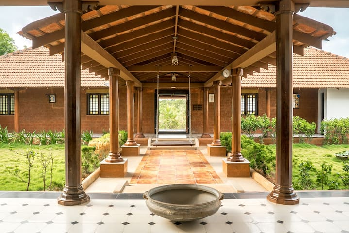 Stay at an Ayurvedic Spa in Udupi