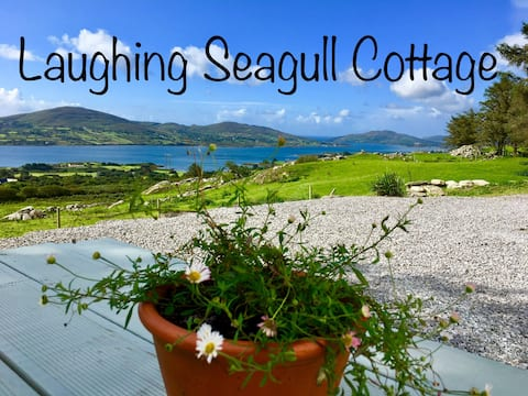 Laughing Seagull Cottage-  unspoilt sea views