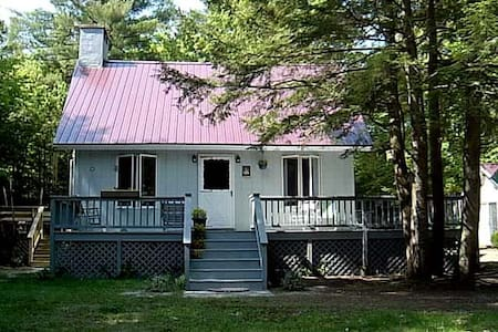 Loon Ossipee Lake Area Charming Family Chalet - Freedom
