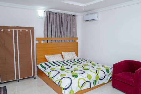 Stunning Studio apartment in Victoria Island