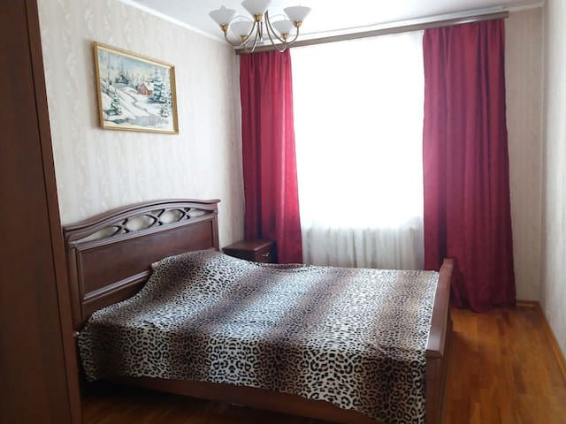 2-х комнатная квартира рядом со спорт.центрами - Kazan' - Daire
