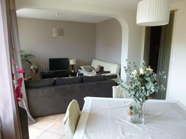 Grand appartement calme et lumineux - Lyon-8E-Arrondissement - Condominio