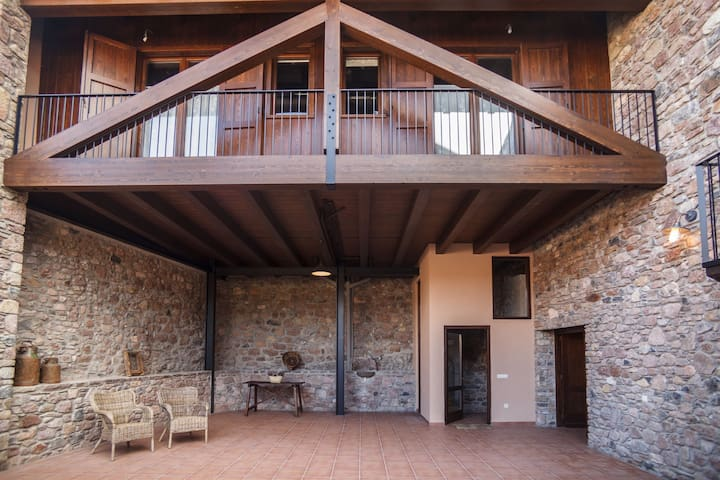 Casa Rural cerca de Sort (6 plazas)