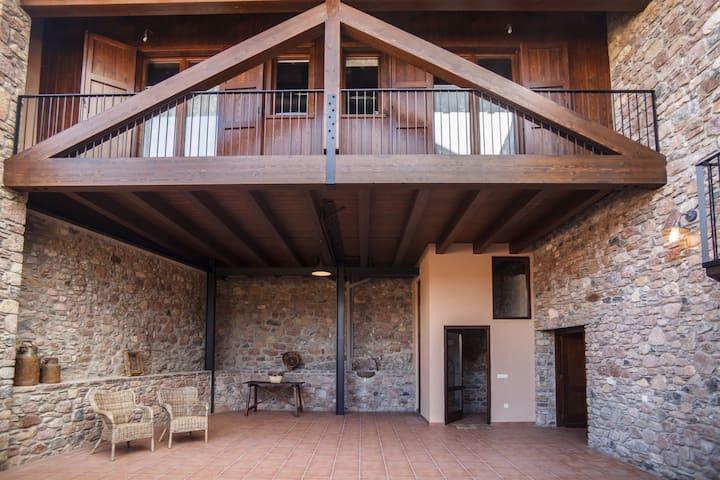 Casa Rural cerca de Sort (6 plazas)
