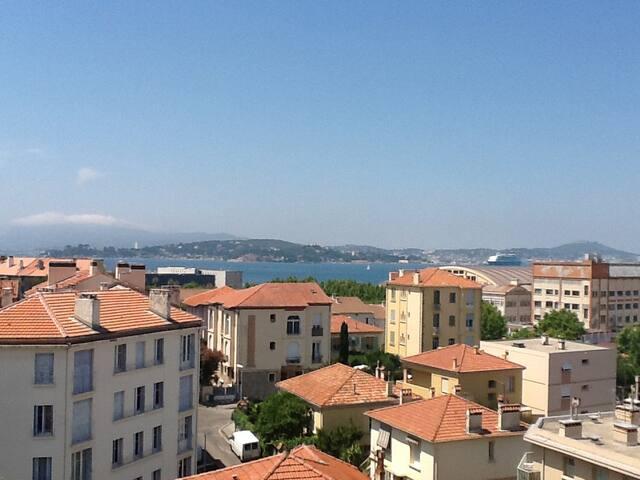 Appartement Mourillon Coupe de l'America - Toulon - Condominio