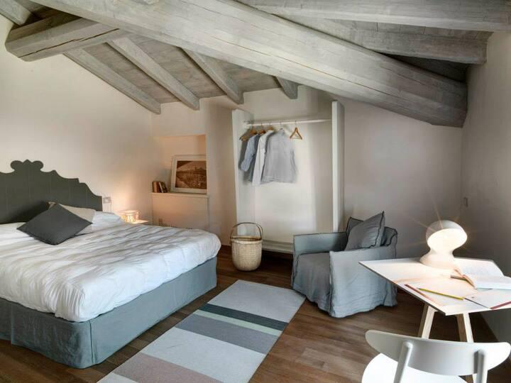 Bed&Breakfast, Village médiéval château de Malpaga