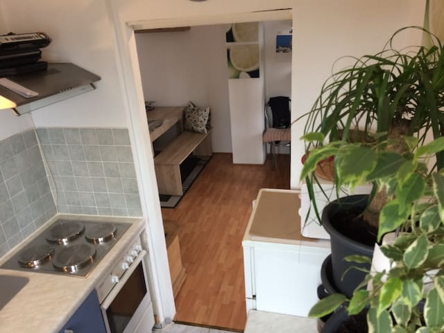 Nice flat for max. 2 persons - Munique - Apartamento