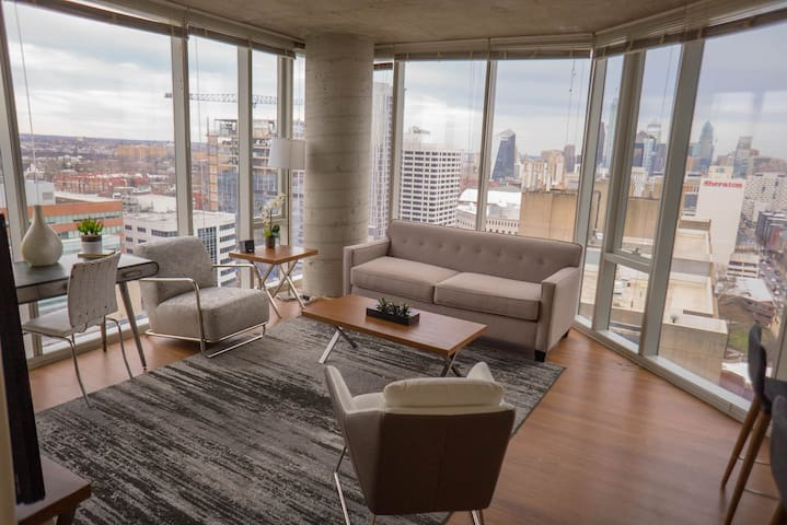 Fantastic High Rise Apartment in University City