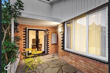 Beautiful sunny vibrant living near Melbourne CBD - Glen Iris - Villa