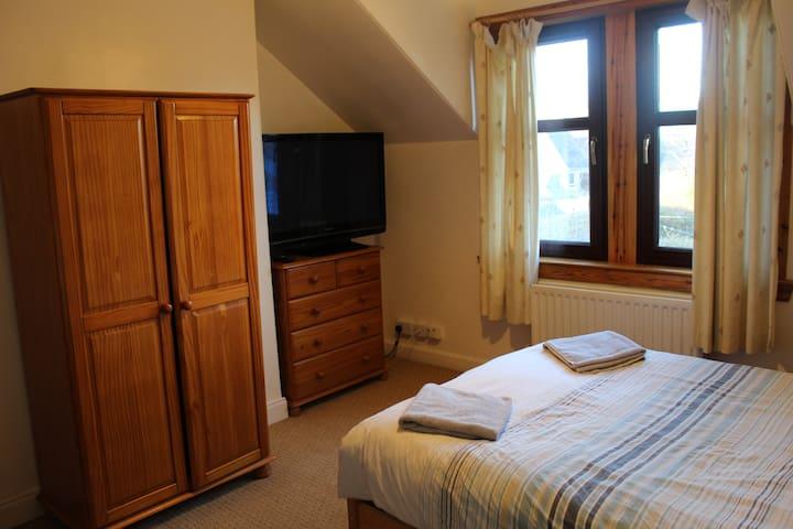 Double room near centre