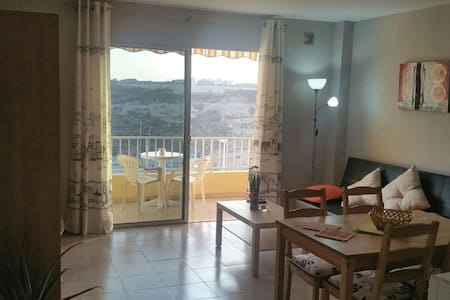 Apartment to 200 metres to the beach - El Médano