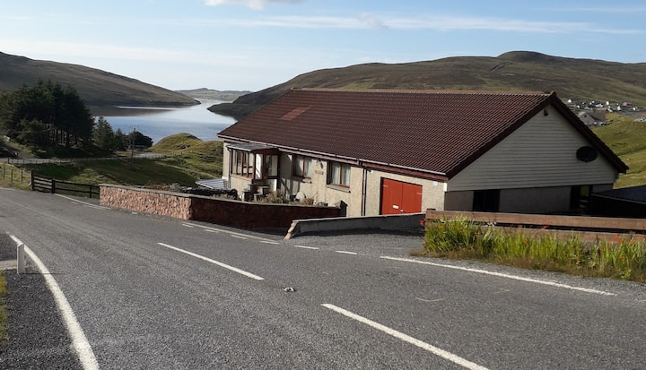 House in Central Shetland