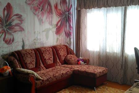 Уютная квартира в деревянном доме - Kargopol'