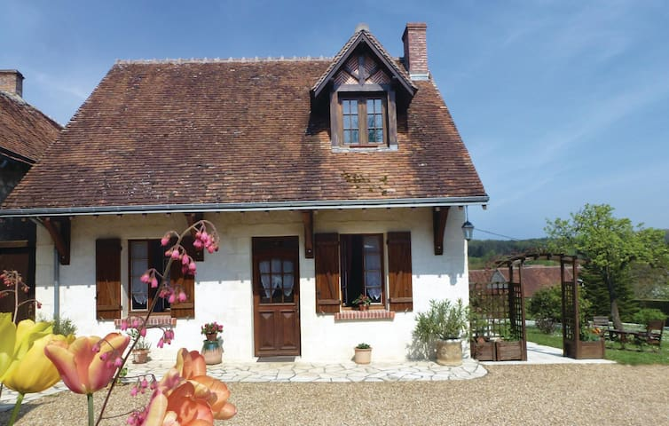 Holiday cottage with 1 bedroom on 0 m² in Romain S Cher