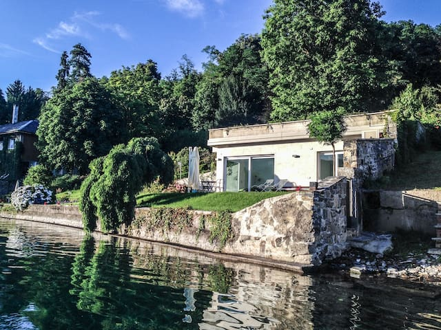 VILLA VOLPE /Orta's Lake best location, 2 rooms