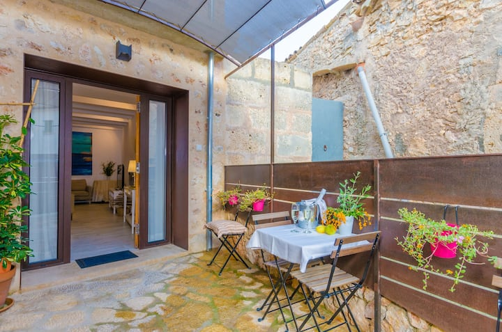 ES RECO - Chalet with terrace in Costitx. Free WiFi