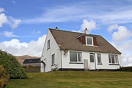 Druim-nan-Deur, Lochcarron - Lochcarron - Dům