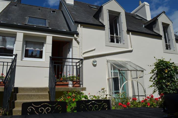 Comfotable house in Douarnenez - Douarnenez - Casa