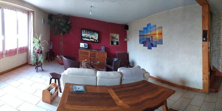 Chambres d'hôtes  proche du Puy du Fou