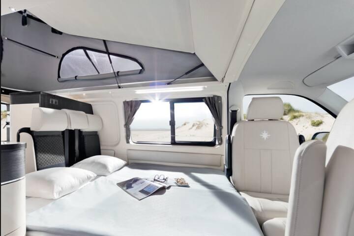 Campervan Volkswagen Kepler Edition 2018