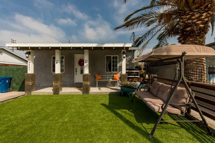 Clean & Sanitized FRONT HOUSE near LAX & Beaches