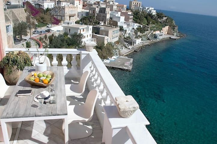Villa Thalassographia Syros - Ermoupoli - Villa