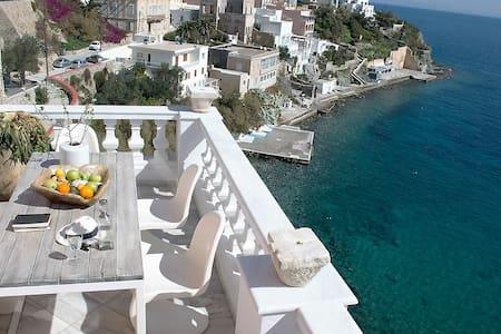 Villa Thalassographia Syros - Ermoupoli