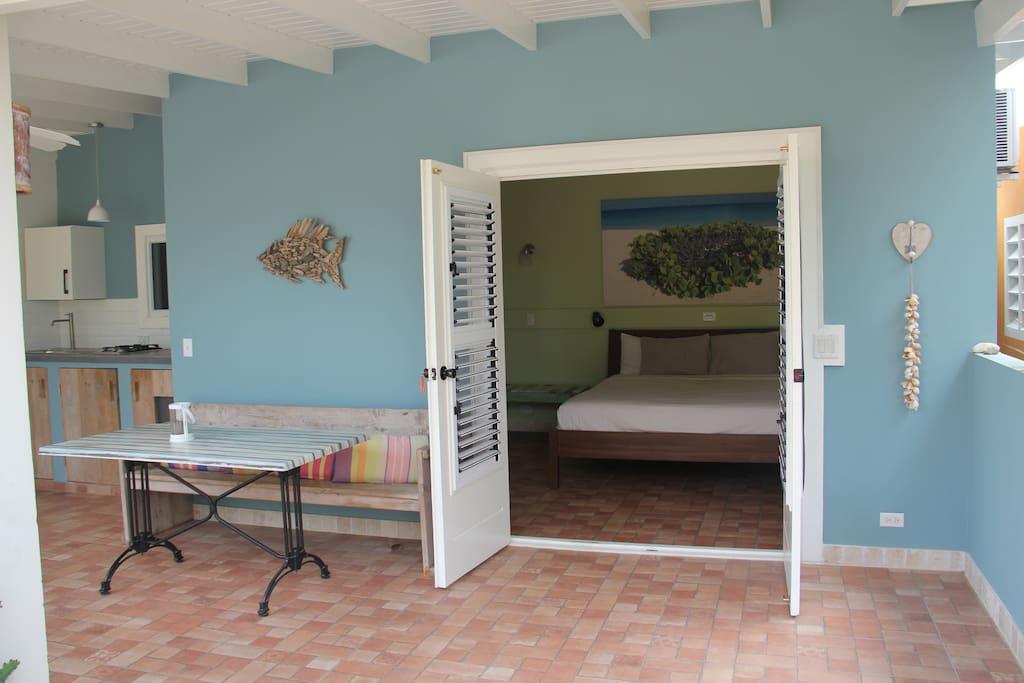 veranda Casita