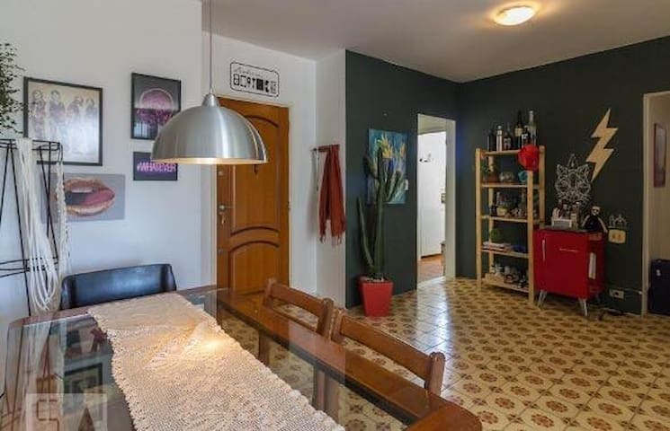 Great Location Vila Madalena (ideal for 1 month)