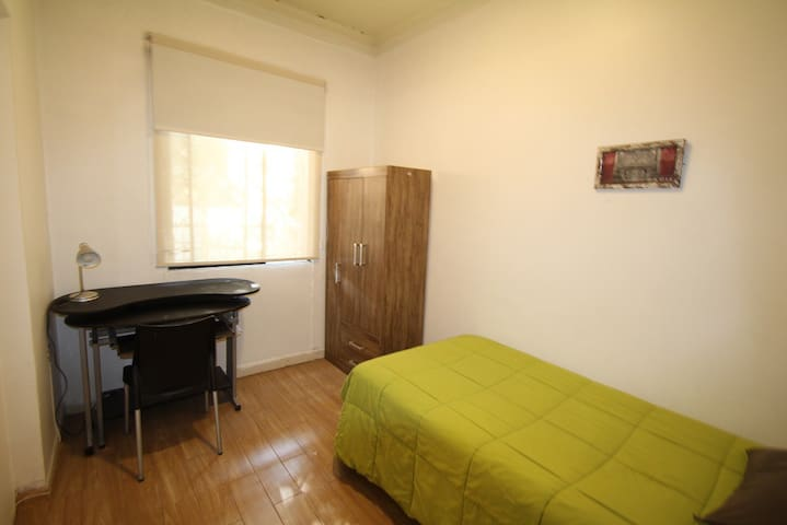 Private room with shared bathroom in Providencia