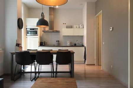 Modern appartement in hartje Den Bosch - 斯海尔托亨博斯('s-Hertogenbosch)