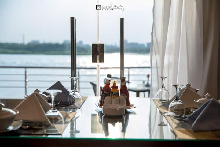 Ultra Trans Hotel, Feel  the Nile secrets closely