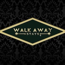 Walk Away Stays is the host.
