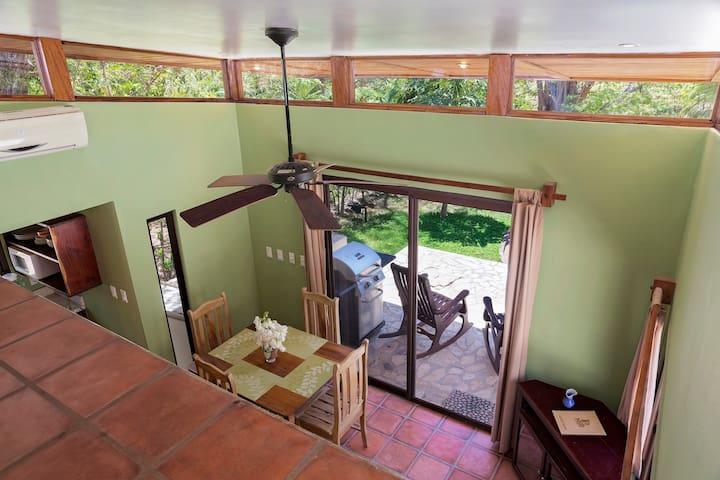 Casita Rio Interior Loft Looking Down CC