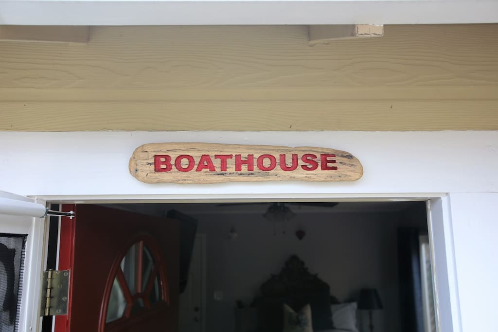 Welcome to the Boathouse!