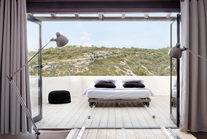 Insolites-Double room-Superior-Jacuzzi-Terrace