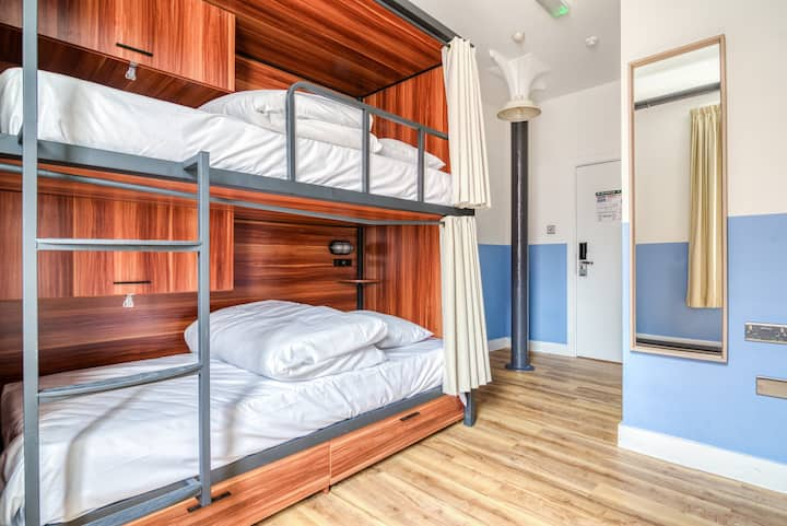 Selina Manchester NQ1 - Bed In Small Dorm