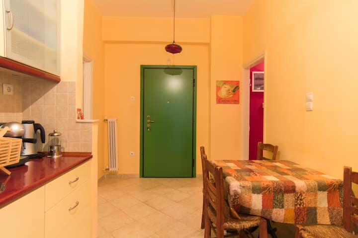 Renovated Fully Equipped Apartment