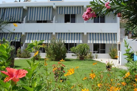 Apartment for 4, 30m from beach - Stegna - Apartment