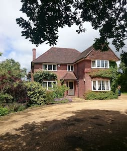 Westlands - Rural near The New Forest & Solent - Hordle