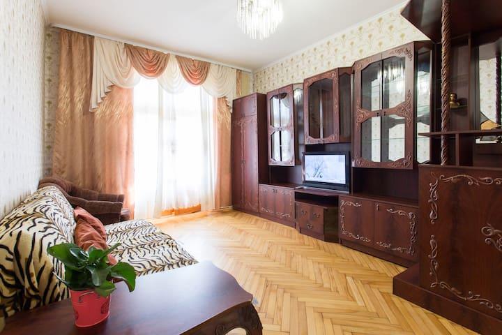Апартаменты в историческом центре