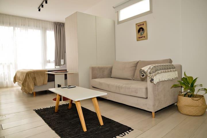 Precioso apartamento en Barrio Núñez