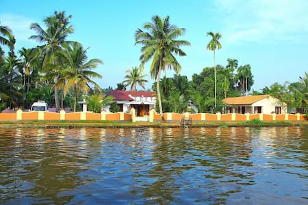 Lake View Premium Homestay in Rice Paddy Village - Alappuzha