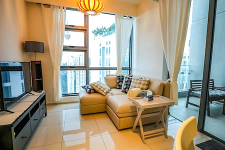 """Cozy KL-Tower View Suite """"MELINA""""@The Robertson"""