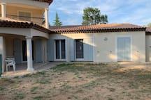 Belle villa Montauroux dans un cadre calme