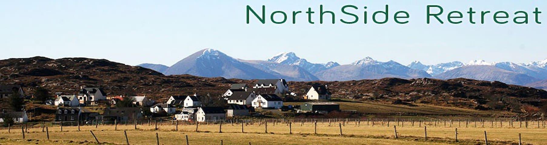 Cuthbert Taigh Na ColumCilli BnB Highland Plockton - Drumbuie - Bed & Breakfast