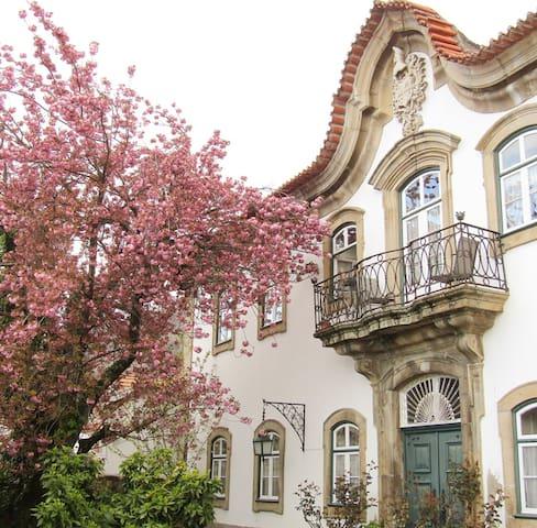 Casa das Obras - Um solar do século XVIII